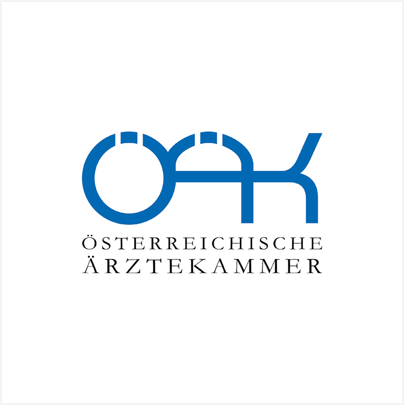 Dr. Scarlett Lewitschnig - Ihre Expertin für Schilddrüse und Komplementärmedizin - Partnerlogo Österreichische Ärztekammer