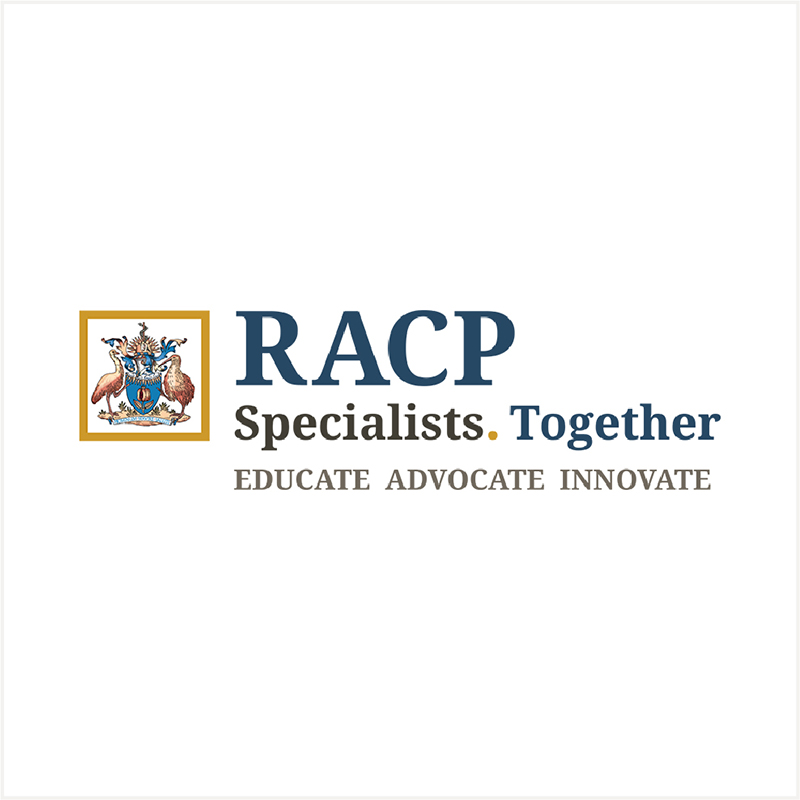 Dr. Scarlett Lewitschnig - Ihre Expertin für Schilddrüse und Komplementärmedizin - Partnerlogo Royal Australian College of Physicians